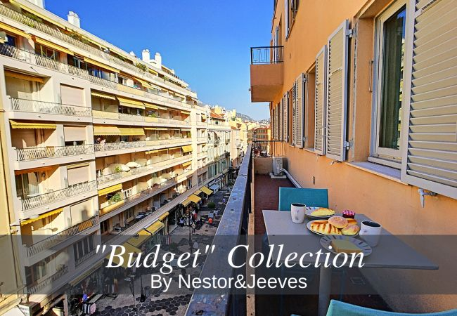 Studio in Nice - N&J - COTE PIETONNE - Central - Very close sea - Pedestrian zone