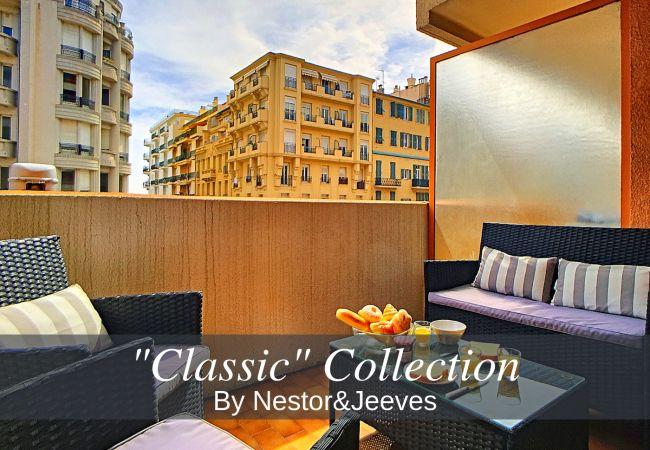 Apartment in Nice - N&J - CARDELINE TERRASSE - Very close sea - Spacious