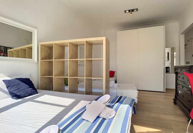 Apartment in Nice - N&J - LUGIA - Central - By sea - Family