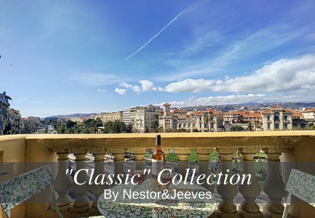 Studio in Nice - N&J - PAPILLON VIEUX NICE - Old Town - Close sea