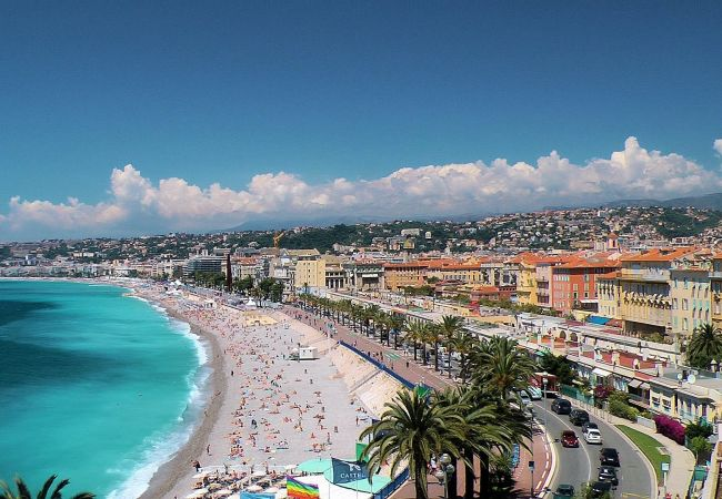 Apartment in Nice - N&J - FRESCO - Central - Close sea - Free parking