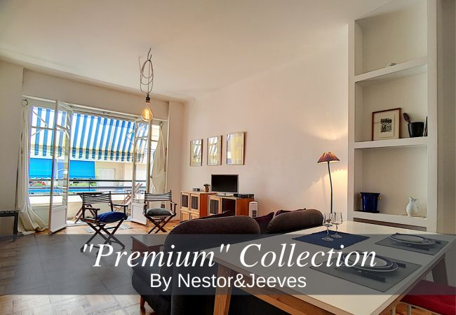Apartment in Nice - N&J - PLAIA BLU - Central - Direct access sea