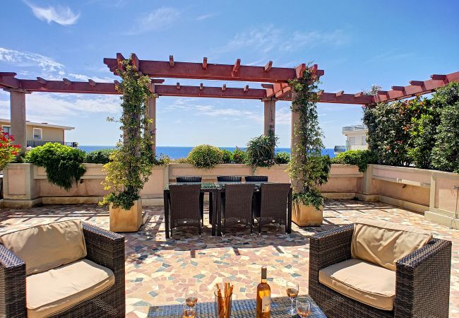 Apartment in Nice - N&J - SEA VIEW TERRACE PENTHOUSE - Luxe