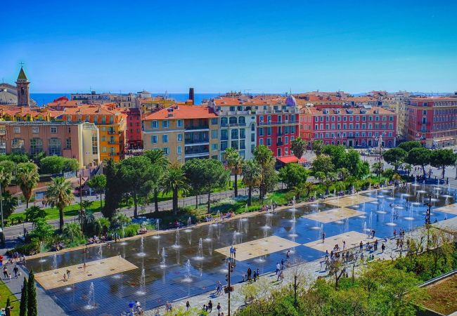 Apartment in Nice - N&J -  LAFAYETTE MASSENA - Hyper center - By sea - Shopping avenue