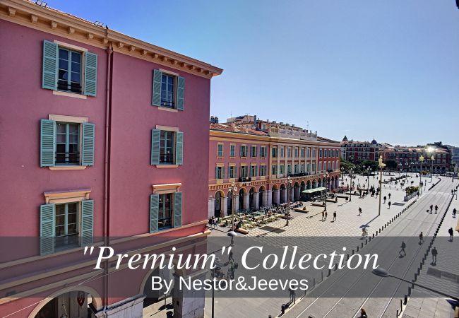 Apartment in Nice - N&J -  LAFAYETTE MASSENA - Hyper center - By sea - Shopping avenue