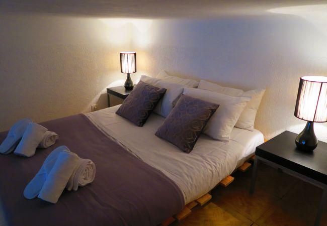 Apartment in Nice - N&J - SQUARE PROMENADE - Central  - Direct access sea