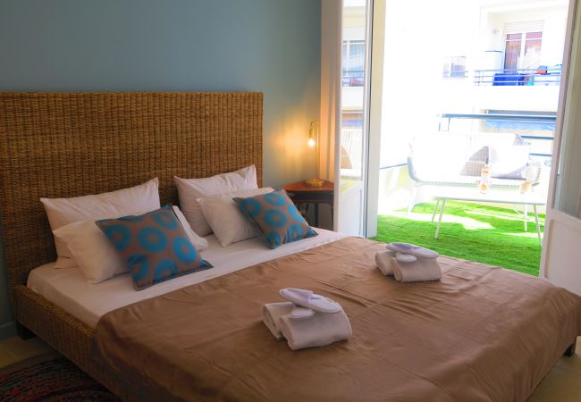 Apartment in Nice - N&J - GALET TERRASSE - Central - Very close sea