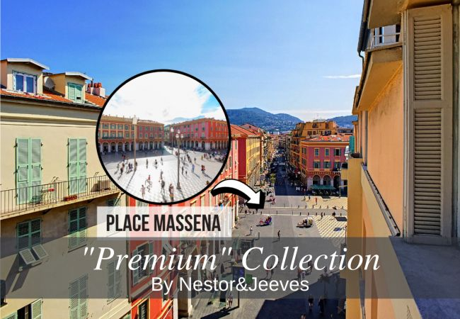 Apartment in Nice - N&J - PALAIS MASSENA - Hyper center - By sea - Pedestrian zone