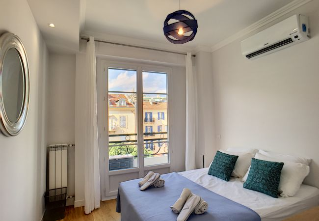 Apartment in Nice - N&J - FIORA PARADISE TERRACE - Central - Very close sea