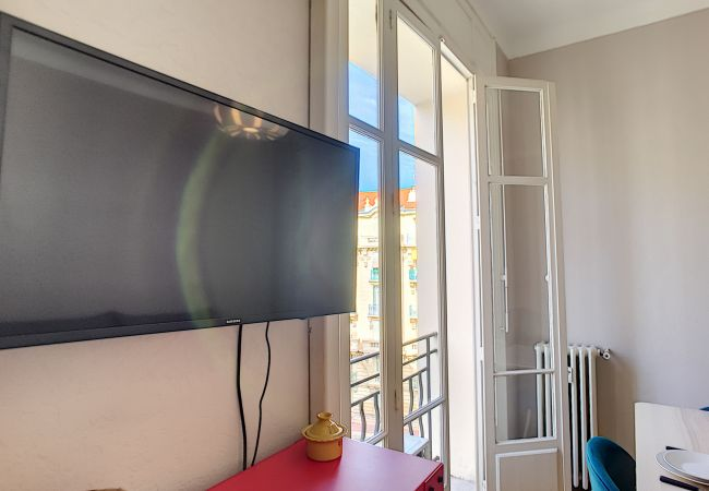 Apartment in Nice - N&J - LILAS BUFFA - Central - By sea - Top Floor