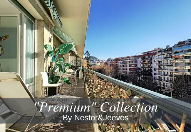 Apartment in Nice - N&J  - NICE ETOILE TERRACE - Hyper center - Shopping area