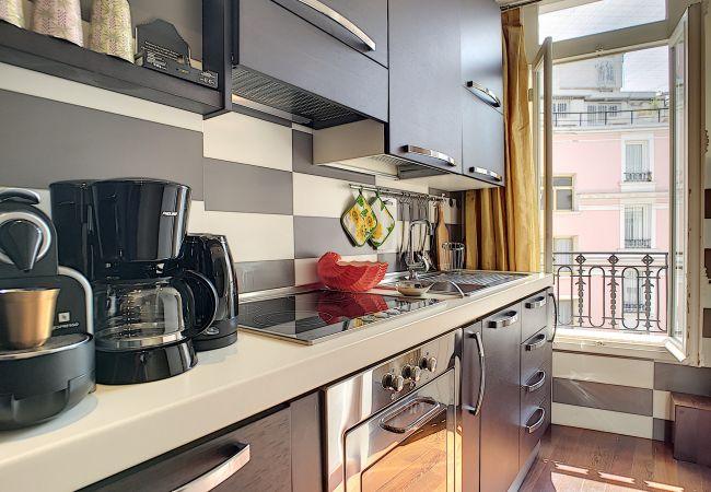 Apartment in Nice - N&J - NEGRESCO ORO - Central - Very close sea