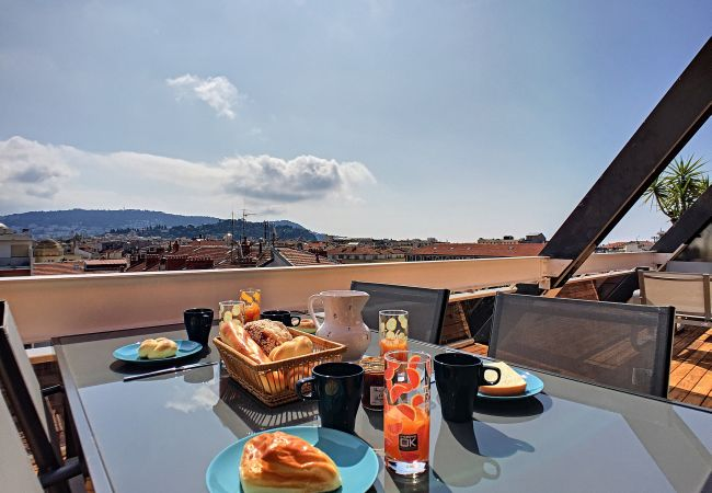 Apartment in Nice - New! N&J  -