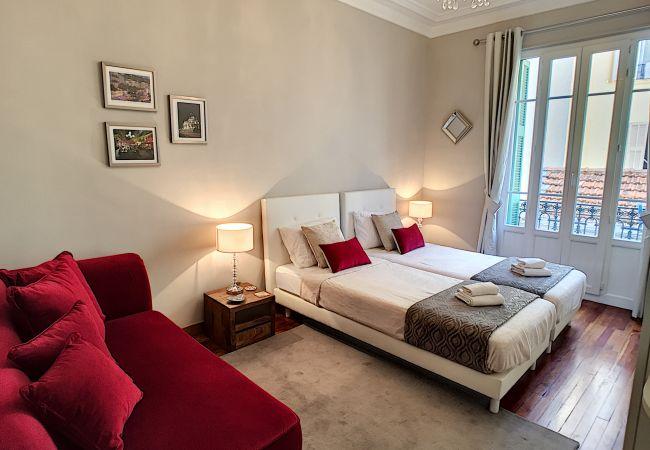 Apartment in Nice - N&J - MARGARITA - Central - Very close sea