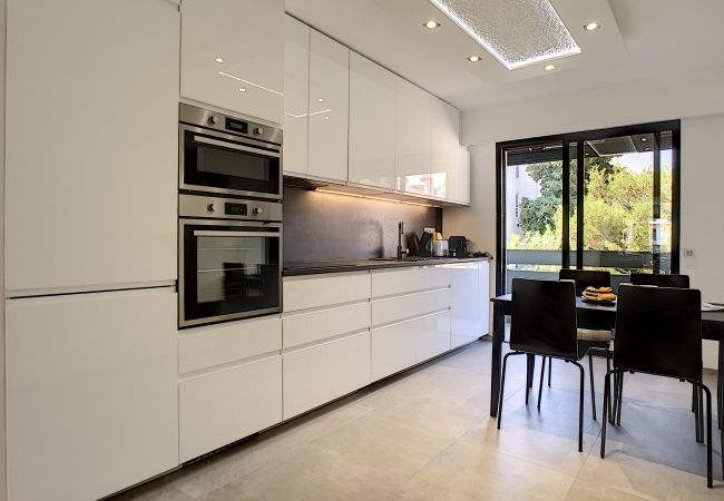 Apartment in Nice - N&J - DIAMOND BAY TERRACE - Central - By sea