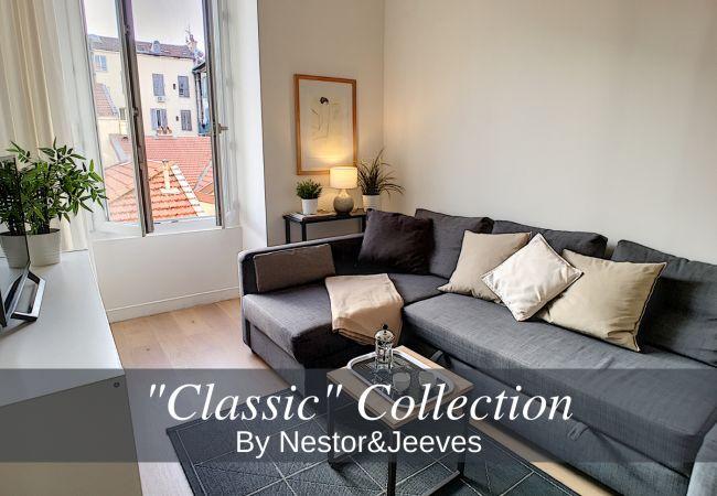 Apartment in Nice - New ! N&J - CITY GREEN - Hyper center - Shopping Avenue