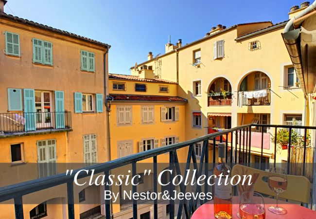 Apartment in Nice - N&J - FRANCOIS VIEUX NICE - Old Town - By sea