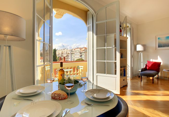 Apartment in Nice - New! N&J - ELEGANCE RIVIERA - Central - Close sea
