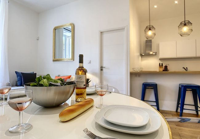 Apartment in Nice - New! N&J - COZY MACCARANI - Central - Very close sea and pedestrian zone