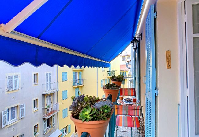 Apartment in Nice - New! N&J - LOU FRANCESCAN - Old Town - Close sea - Place St Francois