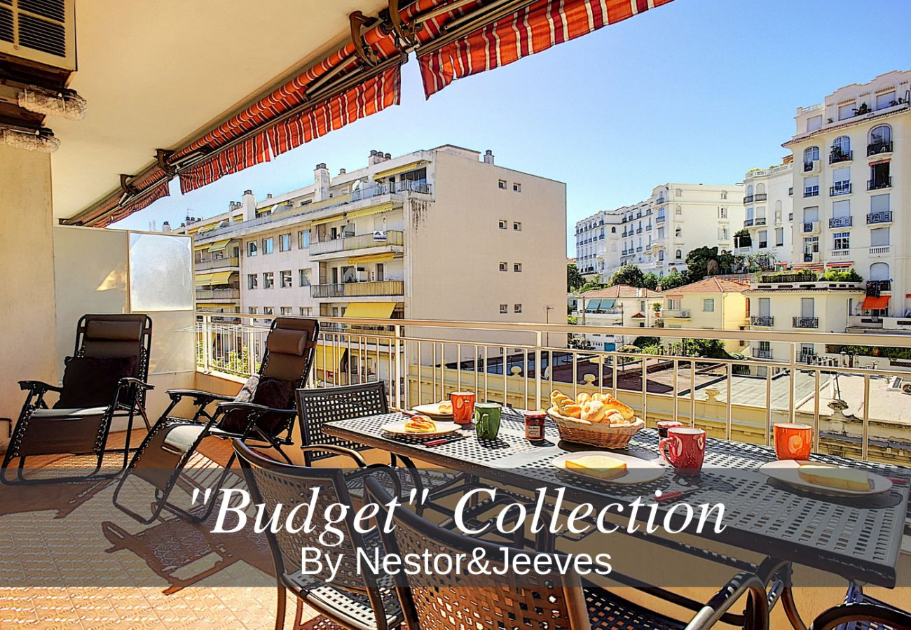 Appartement à Nice - N&J - PLAYA TERRACE - Central - Proche mer - Spacieux
