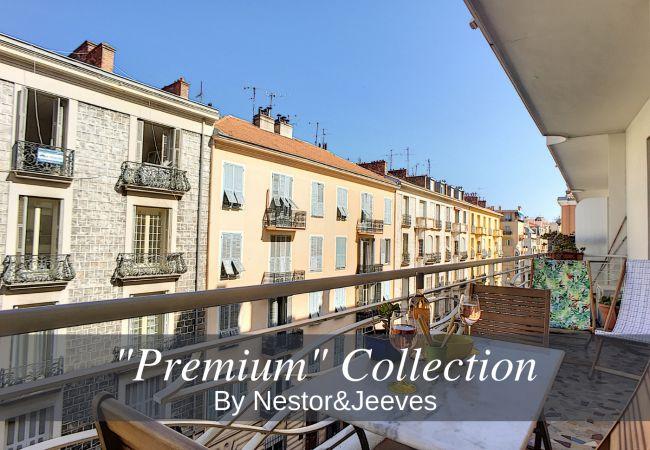 Appartement à Nice - N&J - BUFFA MEDITERRANEE TERRASSE - Central - Proche mer