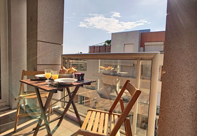 Appartement à Nice - N&J - PALAIS RENOIR - Proche mer - Parking gratuit