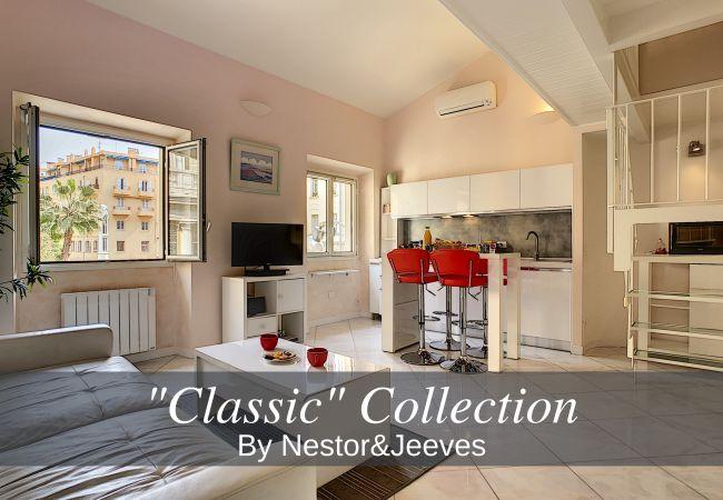 Appartement à Nice - N&J - LE DUPLEX - Central - Très proche mer