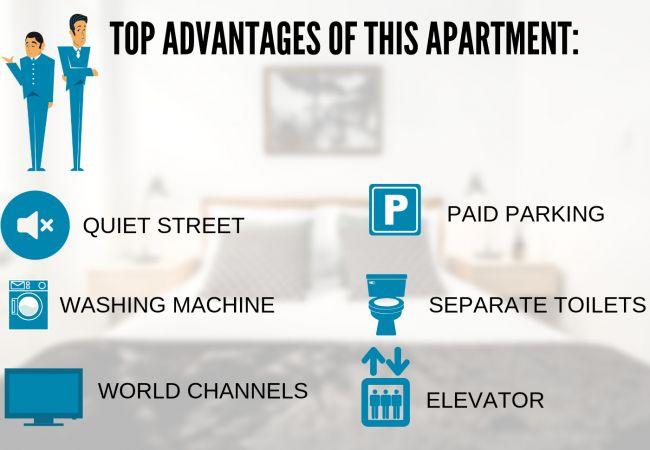 Appartement à Nice - N&J - MER ET SOLEIL - Central - Proche mer