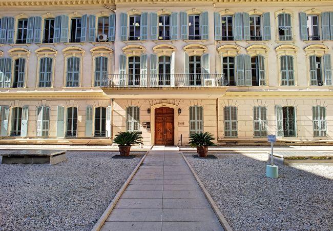 Appartement à Nice - N&J - VOLTAIRE - Hyper centre - Proche mer - Dernier étage