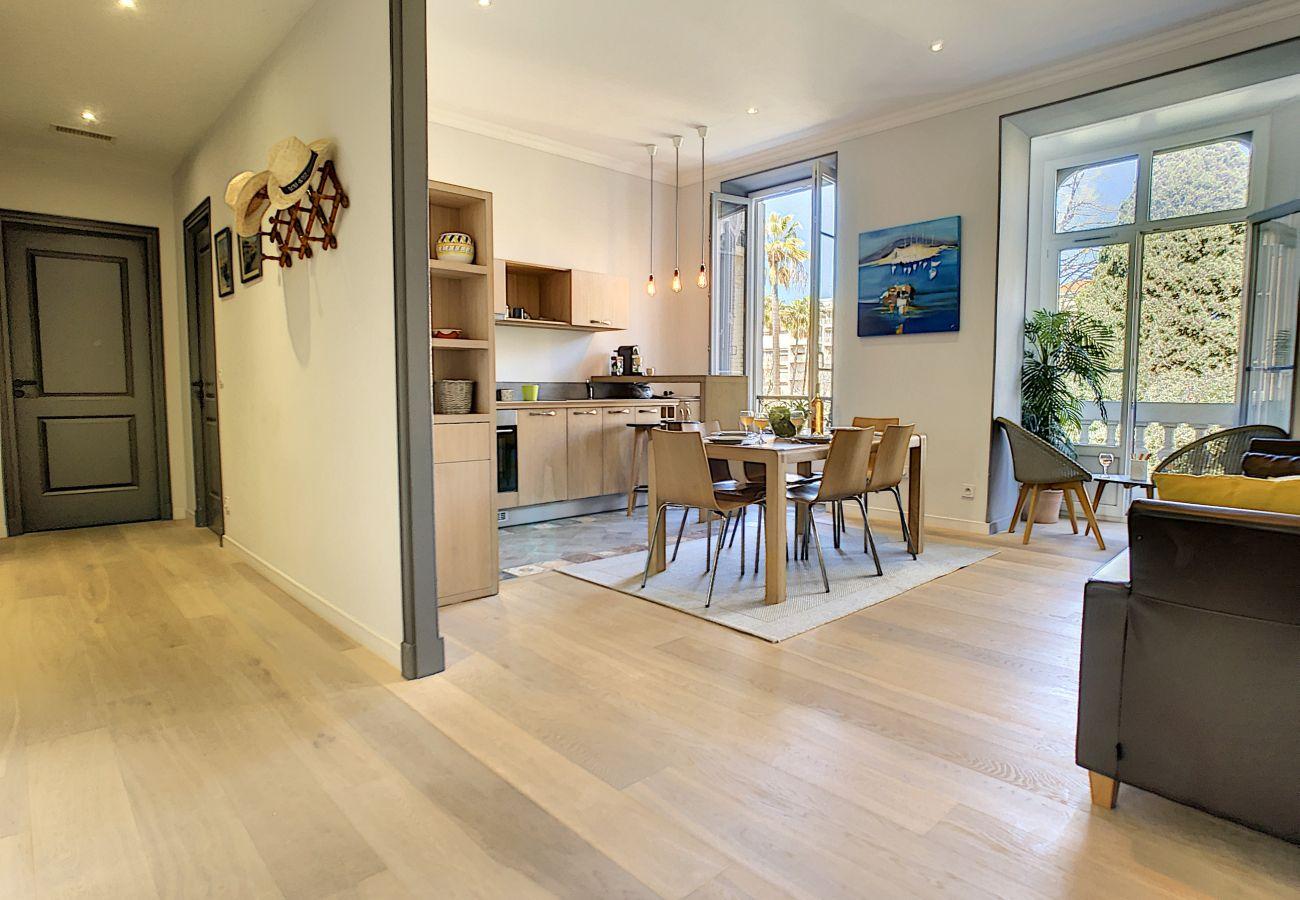 Appartement à Nice - N&J - PALAIS MARIE PRESTIGE - Central - Proche mer
