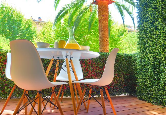 Appartement à Nice - N&J - CAMILIA TERRASSE - Central - Proche mer