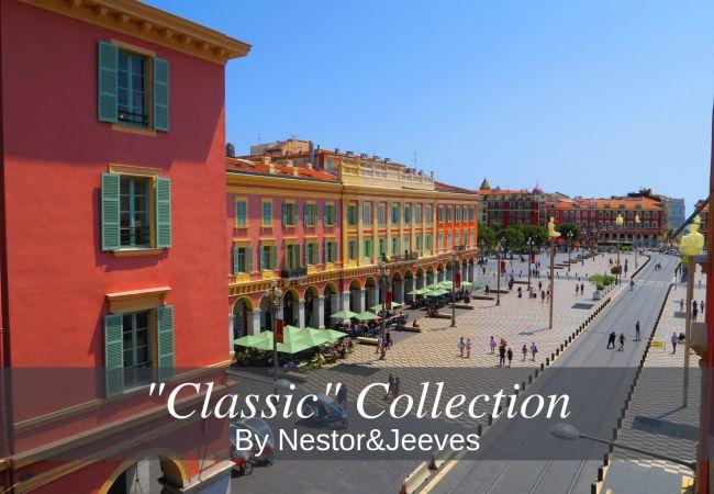 Appartement à Nice - N&J - MASSENA SUITE - Hyper Centre - Proche plage - Avenue shopping