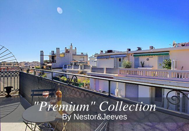 Appartement à Nice - N&J - DUPLEX PALAIS EUGENIE - Hyper centre - Dernier étage