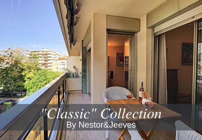 Appartement à Nice - N&J -  PARNASSE TERRASSE - Central - Proche quartier shopping