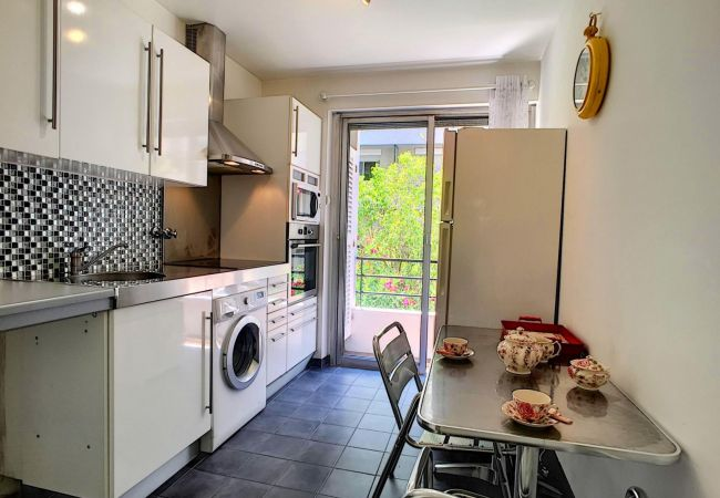 Appartement à Nice - N&J - DEBUSSY TERRASSE - Central - Proche quartier shopping