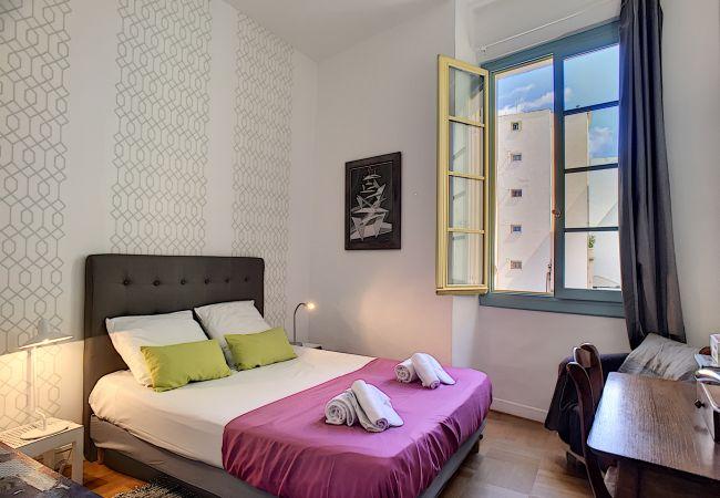 Appartement à Nice - N&J - L'ARTISTE ROTONDE - Central - Très proche mer