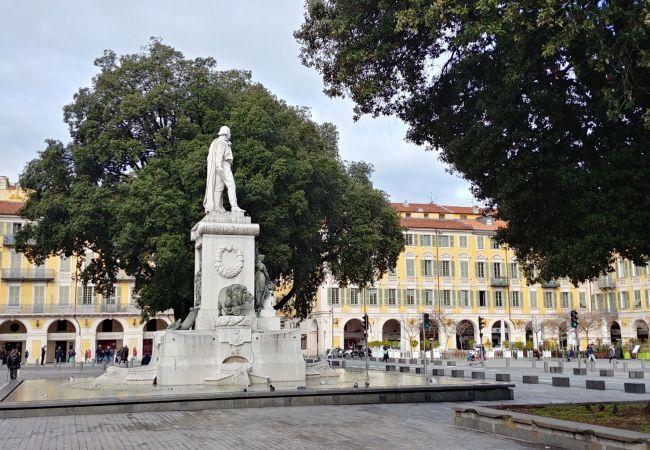 Appartement à Nice - N&J - NIZZA BELLA -  Célèbre Place Garibaldi - Proche Vieux Nice