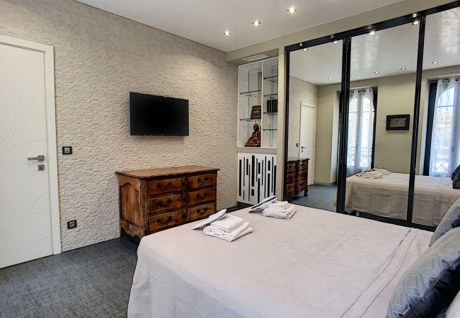 Appartement à Nice - Nouveau ! A&P - ROMANTIC SUITE MASTER