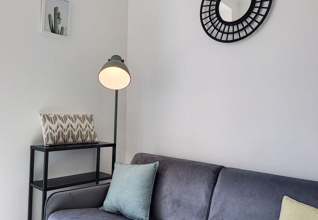 Appartement à Nice - N&J - CAESARS - Hyper centre - Avenue shopping