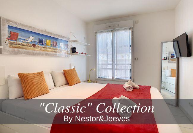 Appartement à Nice - N&J - PALAIS LIBERTE - Hyper centre - Quartier shopping - Proche mer