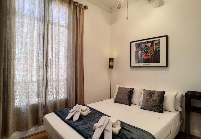 Appartement à Nice - N&J - HONEY SUN - Central - Très proche mer - Dernier étage