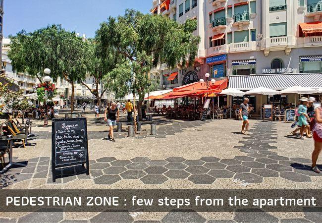 Appartement à Nice - N&J  - ADRIANA - Central - Très proche mer