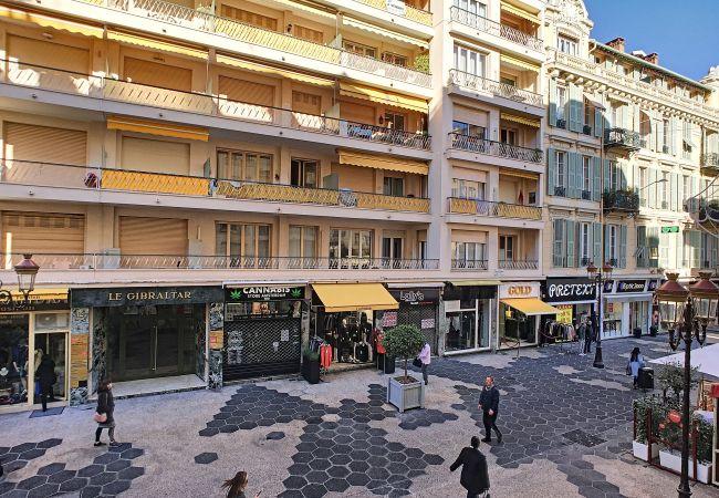Appartement à Nice - N&J - SEA AND SUN - Central - Très proche mer - Zone piétonne