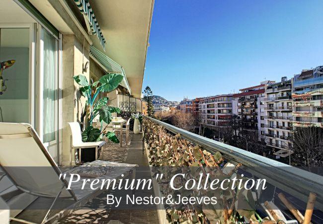 Appartement à Nice - N&J  - NICE ETOILE TERRACE - Hyper centre - Quartier shopping