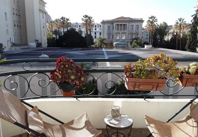 Appartement à Nice - N&J - SUITE FLORA - Central - Promenade des Anglais