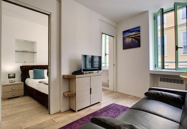 Appartement à Nice - N&J  - SUN DAY - Central - Très proche mer