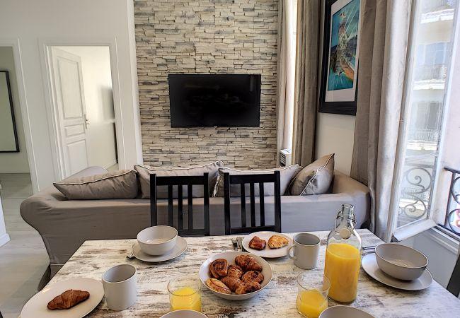 Appartement à Nice - N&J - EMERAUDE AZUR - Central - Proche Mer