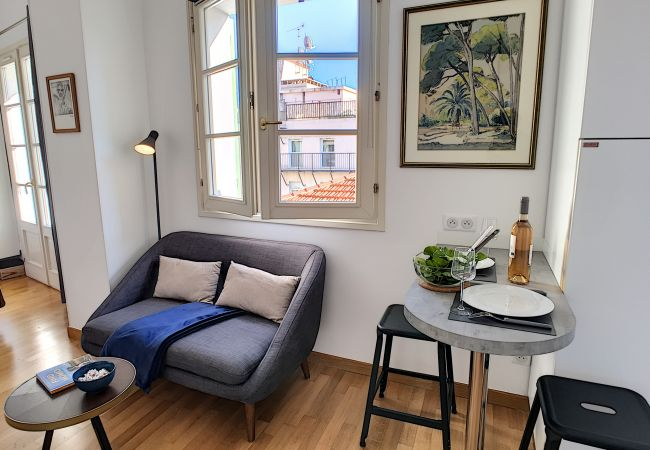 Studio à Nice - N&J - GRIMALDI PLAZA - Proche plage - Hyper-centre - Zone piétonne