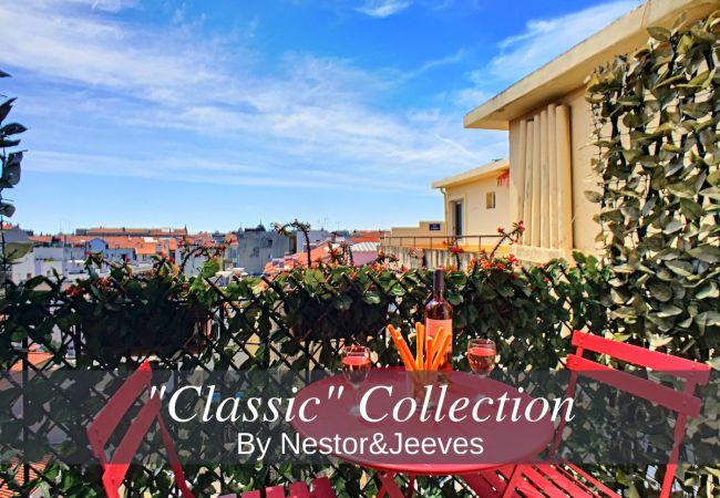 Appartement à Nice - Nouveau! N&J  - SUNSHINE VERDI - Central - Proche mer - Dernier étage